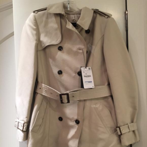 1be946e7 Zara Jackets & Coats | New Classic Belted Trench Coat | Poshmark